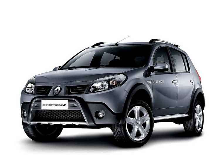 Бразильский Renault Sandero Stepway