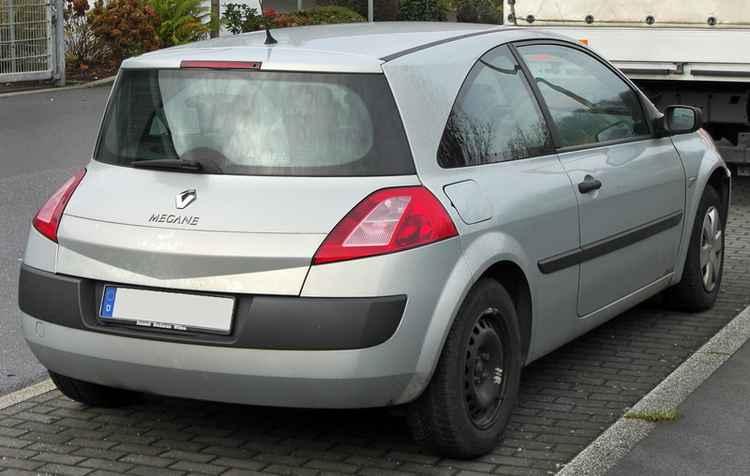 Renault Megane 3-х дверная версия