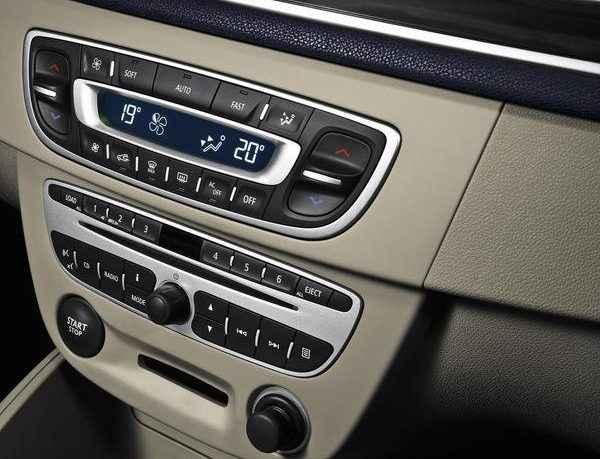 Музыкальная система Renault Megane III