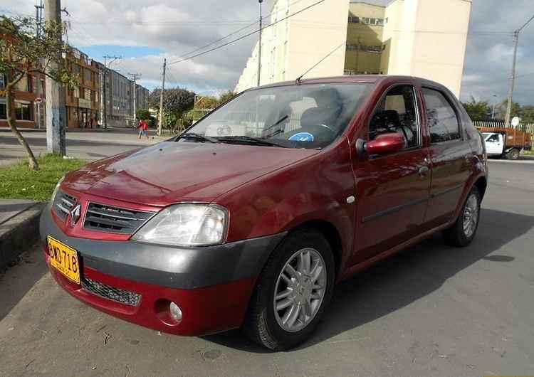 Европейский Renault Logan