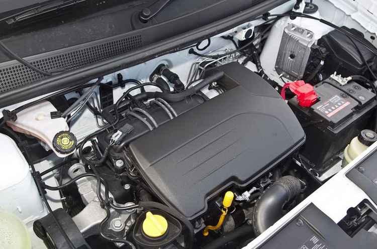 Двигатель нового Рено Логан 2014