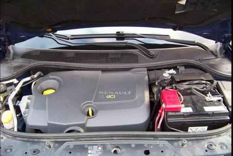Двигатель Renault Megane II 1.5