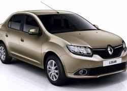 Renault Logan новый