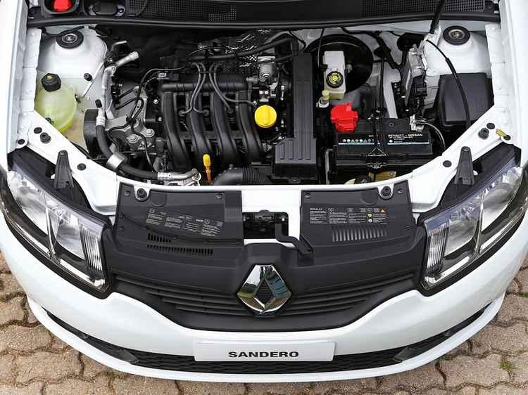Двигатель Renault Logan
