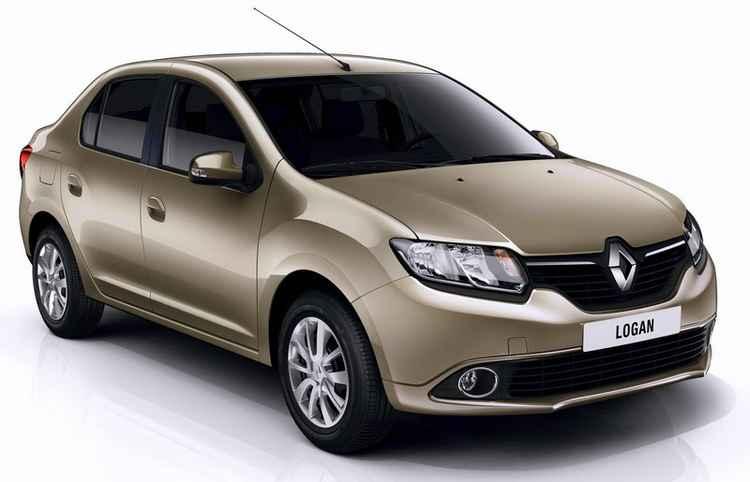 Renault Logan новый кузов