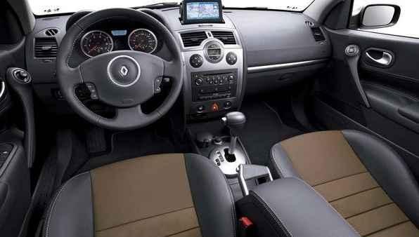 Автоматическая коробка передач в Renault Megane