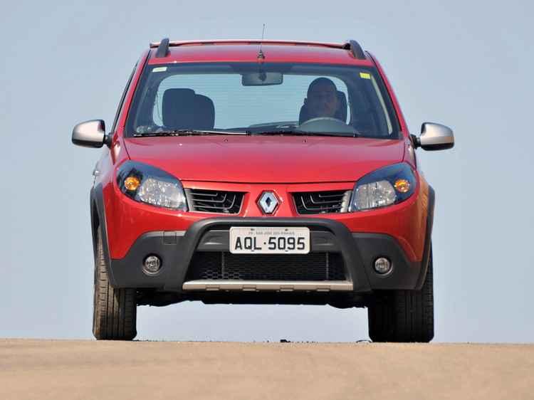Renault Sandero Stepway первое поколение