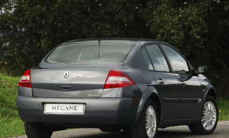 Renault Megane 2006 седан
