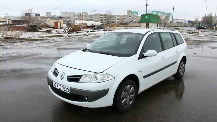 Renault Megane универсал 2008 года