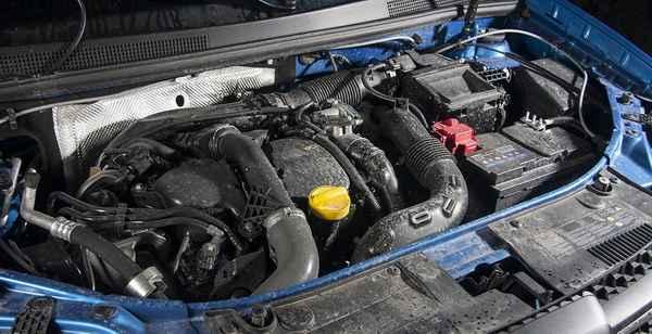Двигатель на Renault Sandero Stepway