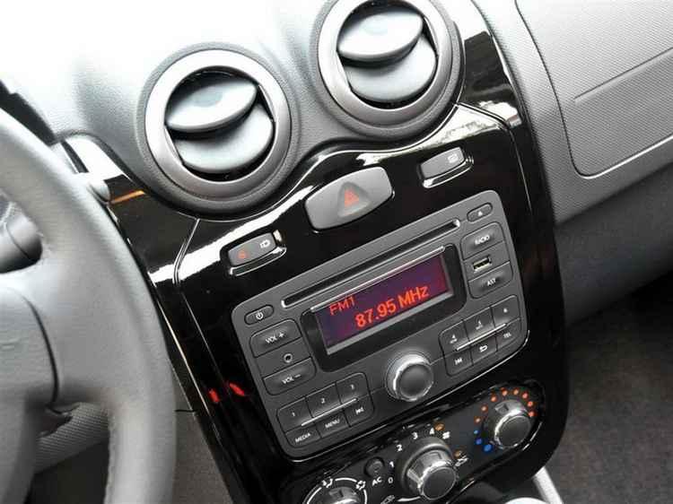Магнитола Renault Sandero Stepway