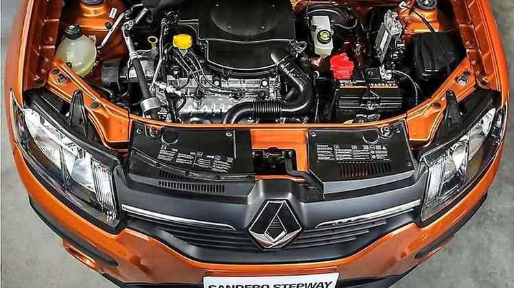 Двигатель Renault Sandero Stepway