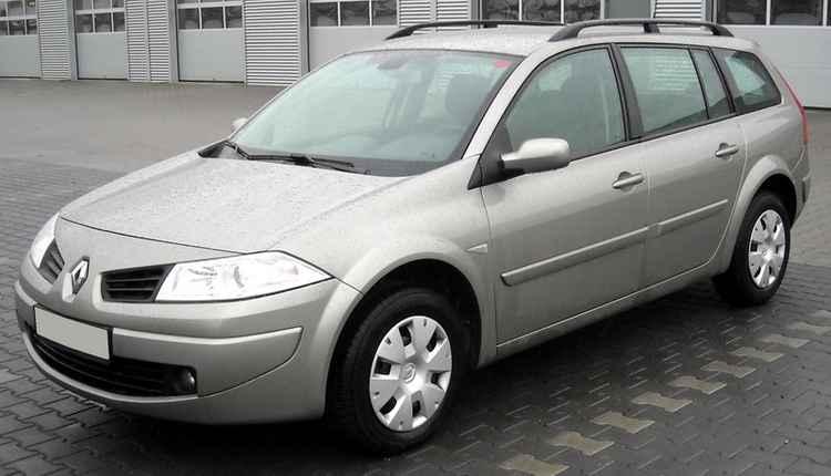 Renault Megane ПТФ