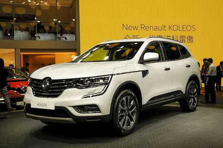 Презентация Renault Koleos 2017