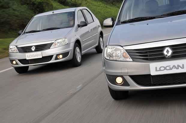 Клиренс Renault Logan