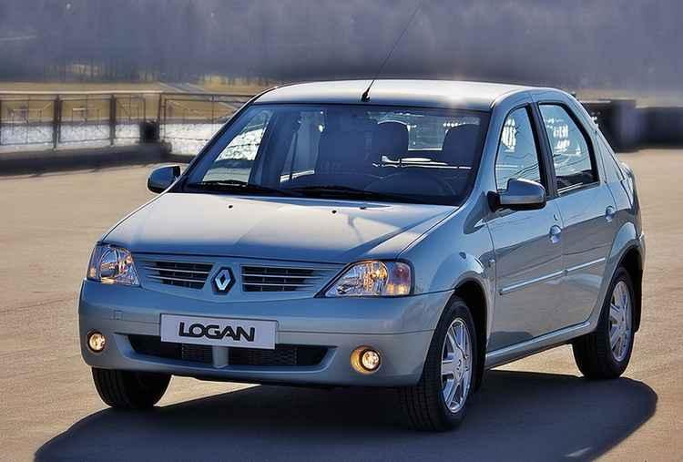 Renault Logan 2005
