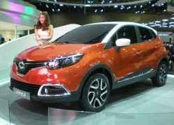 Renault Kaptur презентация