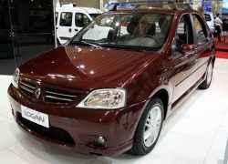 Renault Logan фаза 1