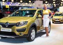 Renault Sandero Stepway презентация