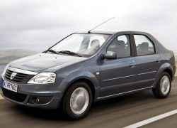 Renault Logan фаза 2
