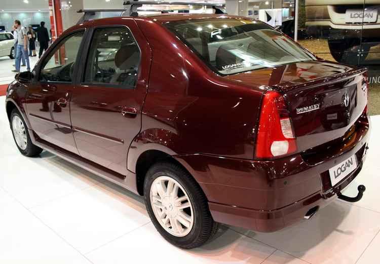 Renault Logan в Бразилии