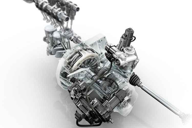 Коробка передач Renault Logan
