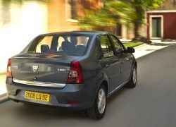 Renault Logan фаза 2 2010