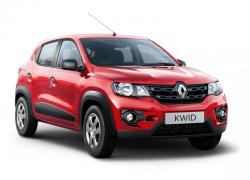 Renault Kwid красный