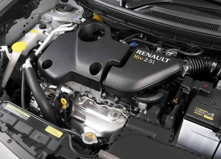 Двигатель Renault Koleos