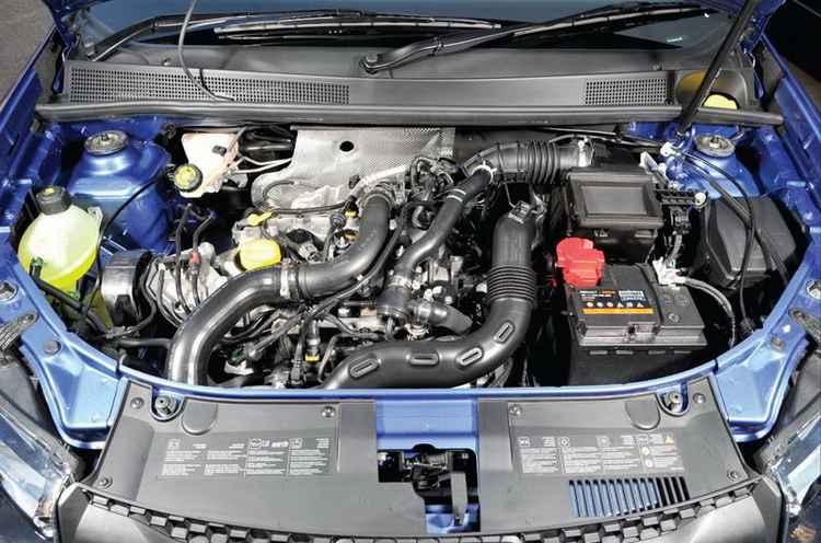 Рено Логан с двигателем 1.4l
