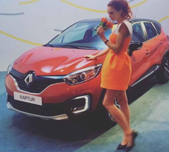 Презентация Renault Kaptur