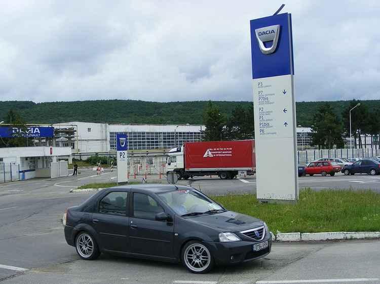 Renault Logan диски