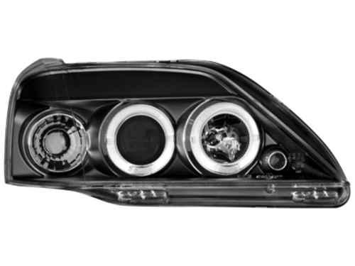 Тюнинг фары Renault Logan