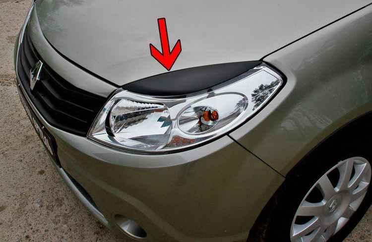 Фара Renault Sandero Stepway