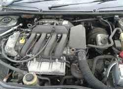 Атмосферный двигатель Renault Laguna