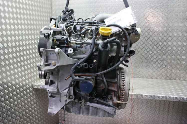 Двигатель от Renault Laguna