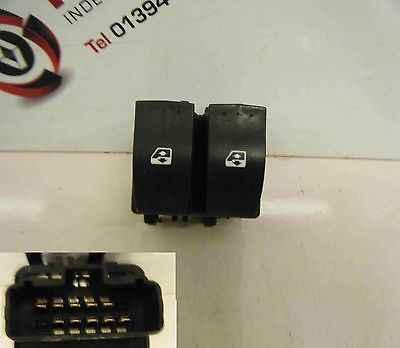 Кнопки стеклоподъемников Renault