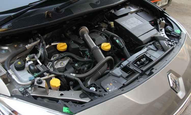 Дизельный двигатель Renault