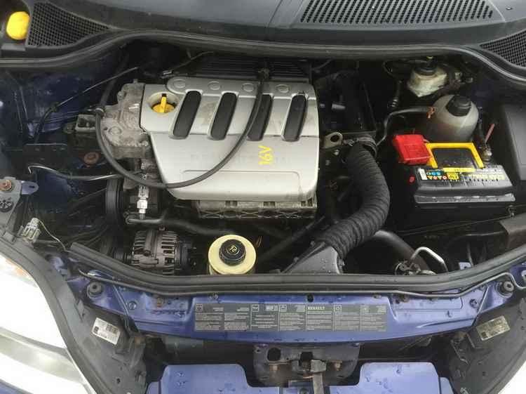 Двигатель Renault Scenic