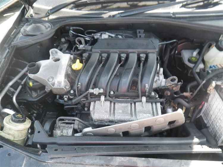 Двигатель Renault Laguna