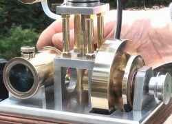 2х тактный двигатель