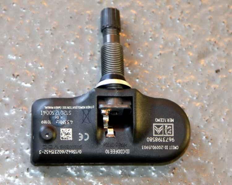 Устройство для проверки давления в шинах