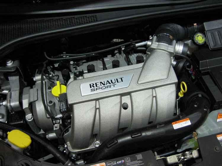 Двигатель Renault Sport