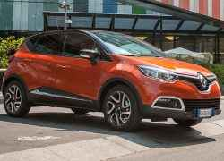 Renault Captur дизель