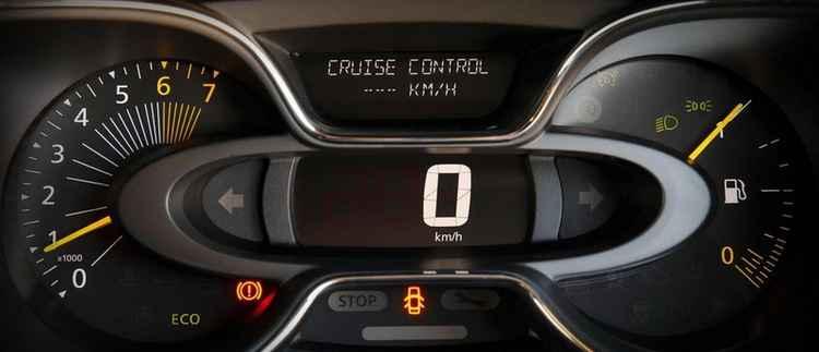 Приборы Renault Kaptur