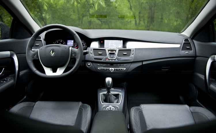 Renault Laguna на механике