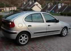 Renault Megane 2000 г.в.