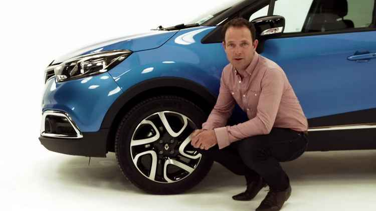 Выбор колес для Renault