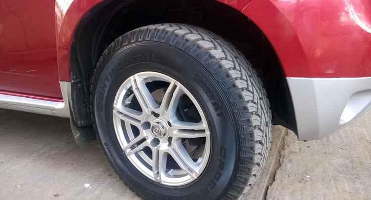 Колеса для Renault Duster