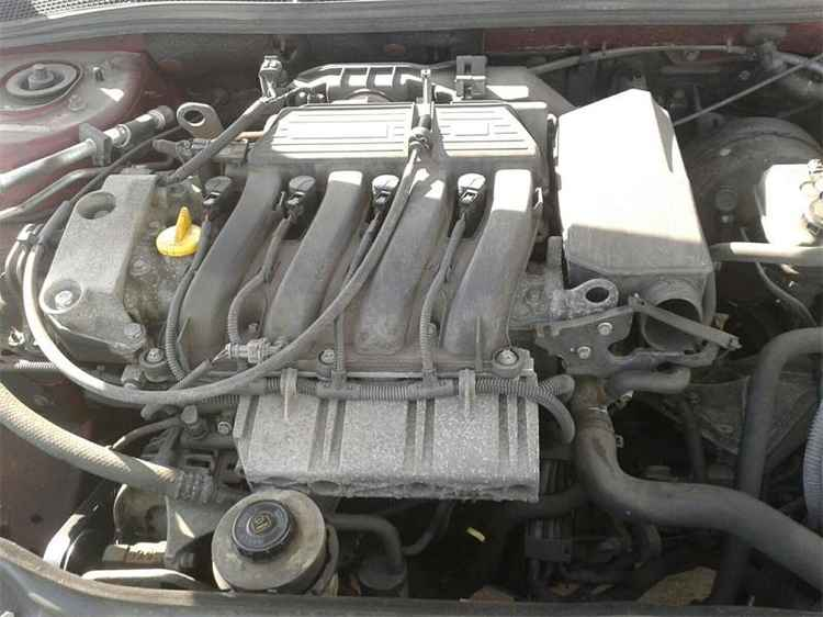 Двигатель Рено Лагуна
